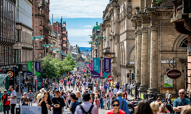 what are the benefits of we buy any house Glasgow based companies